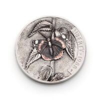 The Very First Hobo Nickel Engraved by Igor Uchevatov