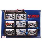 Brand New MAISTO Yamaha Licensed Product Racing Bikes