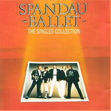 Spandau Ballet The Single Collection (Gold, True) 1986 Chrysalis CD Album
