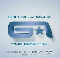 Groove Armada - The Best Of (+ Bonus Live At Brixton DVD) (2004) CD NEW