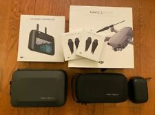 DJI Mavic 2 Zoom Quadcopter Drone Smart Controller + Extras
