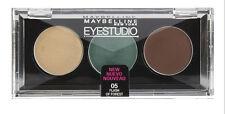 Maybelline Eye Studio Cream Eyeshadow Trio #05 Flash of Forest