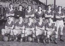 WATFORD FOOTBALL TEAM PHOTO>1958-59 SEASON