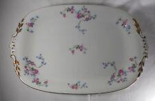 Limoges France LIM10 17inch Rectangular Serving Platter