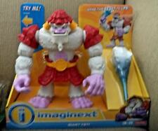 FISHER PRICE IMAGINEXT GIANT YETI LARGE ACTION FIGURE FFR77  *NEW*
