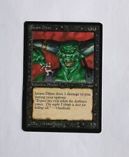 MTG Magic - Juzam Djinn - Arabian Nights - Near Mint