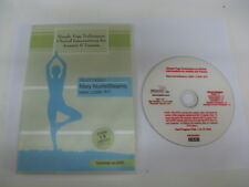 Simple Yoga Techniques~Clinical Interventions for Anxiety and Trauma,DVD RRP £48
