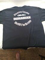 100/% Cotton Chevy GMC Duramax Mens//Womens T-Shirt #1