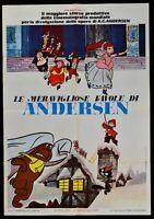 Poster Die Wunderbaren Märchen Von Andersen Toei Monogatari Kimio Yabuki S18
