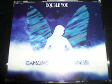 Double You Dancing with An Angel Australian Remixes CD Single - Like New