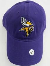 New Minnesota Vikings Mens Adult Size OSFA NFL Adjustable Cap Hat