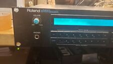 Roland D550 Synth - including PN-D50-00 Patch Data ROM card and 2-M-256E cards!!