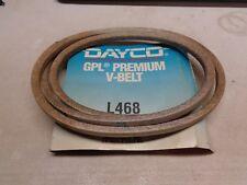 Dayco GPL Premium V Belt L468
