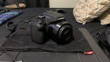 Panasonic Lumix FZ80 18.1MP Digital Camera - Black (Kit with DC Vario 20-1200mm