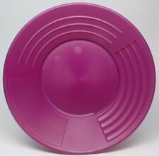 "New 10"" PURPLE MARTIN Prospecting GOLD PAN Made In SC Mining Equipment"