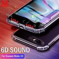 For Huawei Nova 3i Mate 20 P20 Pro Crystal Ultra Slim Clear Soft TPU Case Cover