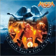 ANGRA - Rebirth World Tour - Live In Sao Paolo  (Ltd. 2-CD) DCD