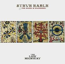"""Steve Earle And The Dukes (& Duchesses) - The Low Highway (NEW 12"""" VINYL LP)"""