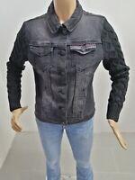 Giubbino DESIGUAL Donna Taglia Size 40 Jacket Woman Veste Femme P7027
