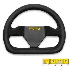 Momo Racing Volante Mod.12 Negro Gamuza 260mm