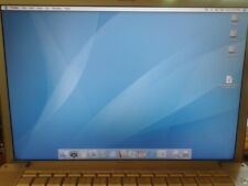 """Powerbook G4 15"""" 1.67GHz 1440x960 HIgh Resolution LCD Display A1138  Beautiful !"""