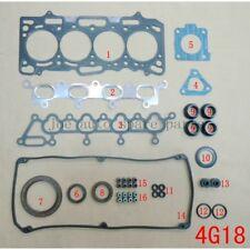 4G18 Engine Full Gasket Set kit for Mitsubishi LANCER LING/kuda/sparce star/colt