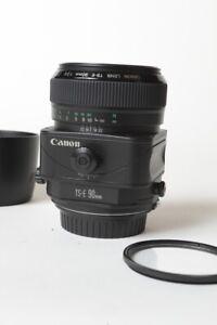 Canon lens 90mm f:2,8 TSE , Excellent condition
