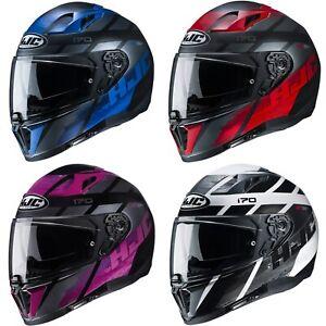 HJC i70 Talk Motorcycle Helmet Full Face Big Field of Vision Super Ventilation