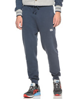 Asics Men's Knit Trousers Onitsuka Tiger Sports Casual Pants - Blue - New