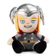 MARVEL COMICS THE MIGHTY THOR PHUNNY PLUSH CUDDLY TOY BY KIDROBOT