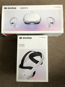 Oculus Quest 2 With Elite Strap Used twice