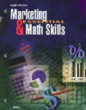 USED (GD) Marketing and Essential Math Skills (with Windows Template Disk) by Bi