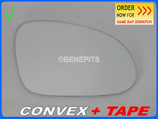 Wing Mirror Glass For VW SHARAN  2005-2010 CONVEX + TAPE Right Side #1026 /2