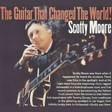 The Guitar That Changed the World by Scotty Moore | CD Album | 12 Tracks