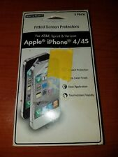 Writeright iPhone 4/4s screen protector (3 pack)