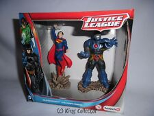 Figurine - Justice League - Coffret Superman vs Darkseid - Schleich