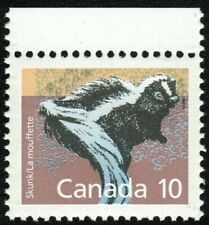 Canada sc#1160 Mammal : Skunk, Mint-Nh