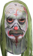Morris Costumes Rob Zombie PsyChildo Latex Head Mask One Size. MACDRZ100