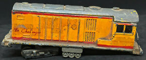 Early Walthers HO Alco HH660 Engine UNION Pacific  * SHELL CAST IRON VINTAGE