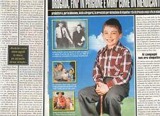 SP81 Clipping-Ritaglio 2016 Bobby Driscoll finì in prigione e morì come un..