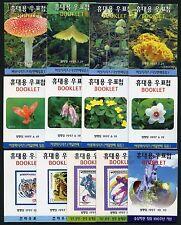 Korea Süd 1997 (29) Verschiedene Markenhefte Different Stamp Booklets MNH