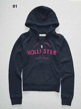 New Hollister Women's Graphic Hoodie Size XS