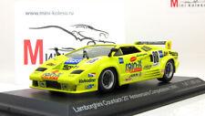 Scale model car 1:43 Lamborghini Countach Competizione 25th Anniversary №.88