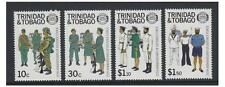 Trinidadian and Tobagonian Single Stamps (1962-Now)