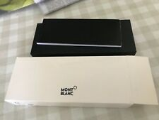 Mont Blanc Grand Meisterstuck  Fountain Pen 146 New Boxed