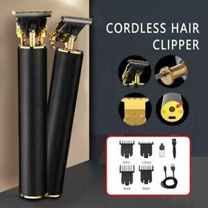 Profi Haarschneidemaschine Bartschneider Hair Trimmer Haarschneider Rasierer USB