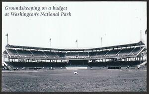 Limited Edition Washington Nationals National/Griffith Baseball Stadium Postcard