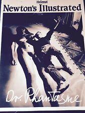 "HELMUT NEWTON'S ILLUSTRATED - No. 4 - ""Dr. Phantasme"" - Photographs"