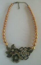 Rhinestone Vintage Costume Jewellery (1960s)