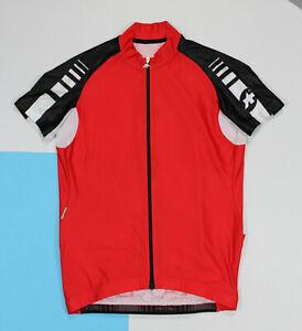 Women's Assos Cycle Jersey Short Sleeve Full Zip (size S/M*)